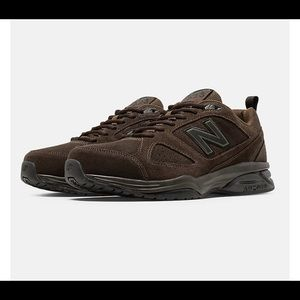 NEW BALANCE SUEDE 608 MENS TRAINING SHOES